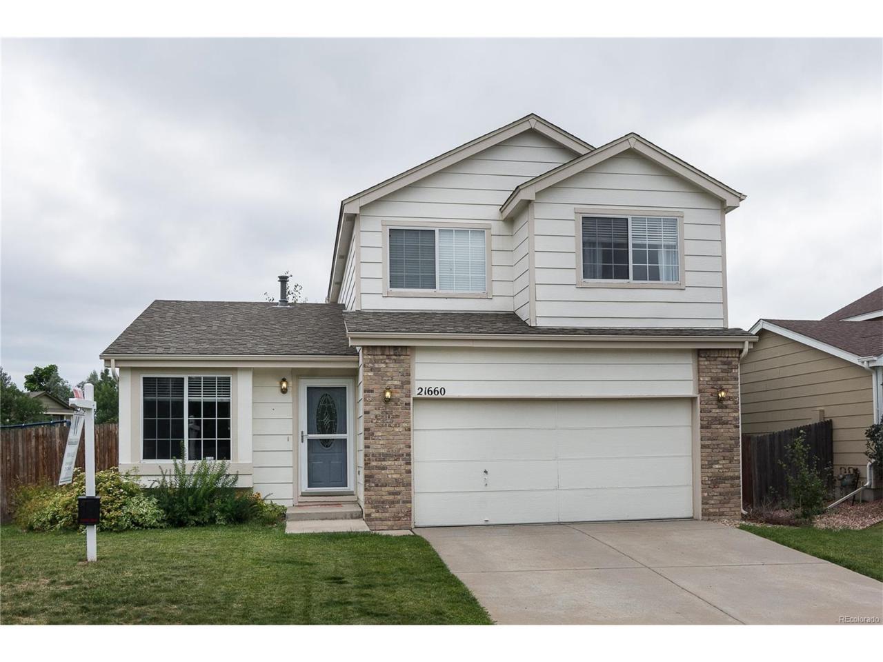 21660 E Crestline Lane, Centennial, CO 80015 (MLS #2947643) :: 8z Real Estate