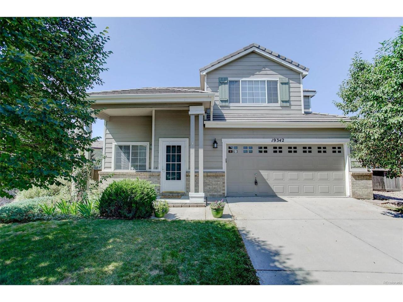 19342 E 58th Place, Aurora, CO 80019 (MLS #2963492) :: 8z Real Estate