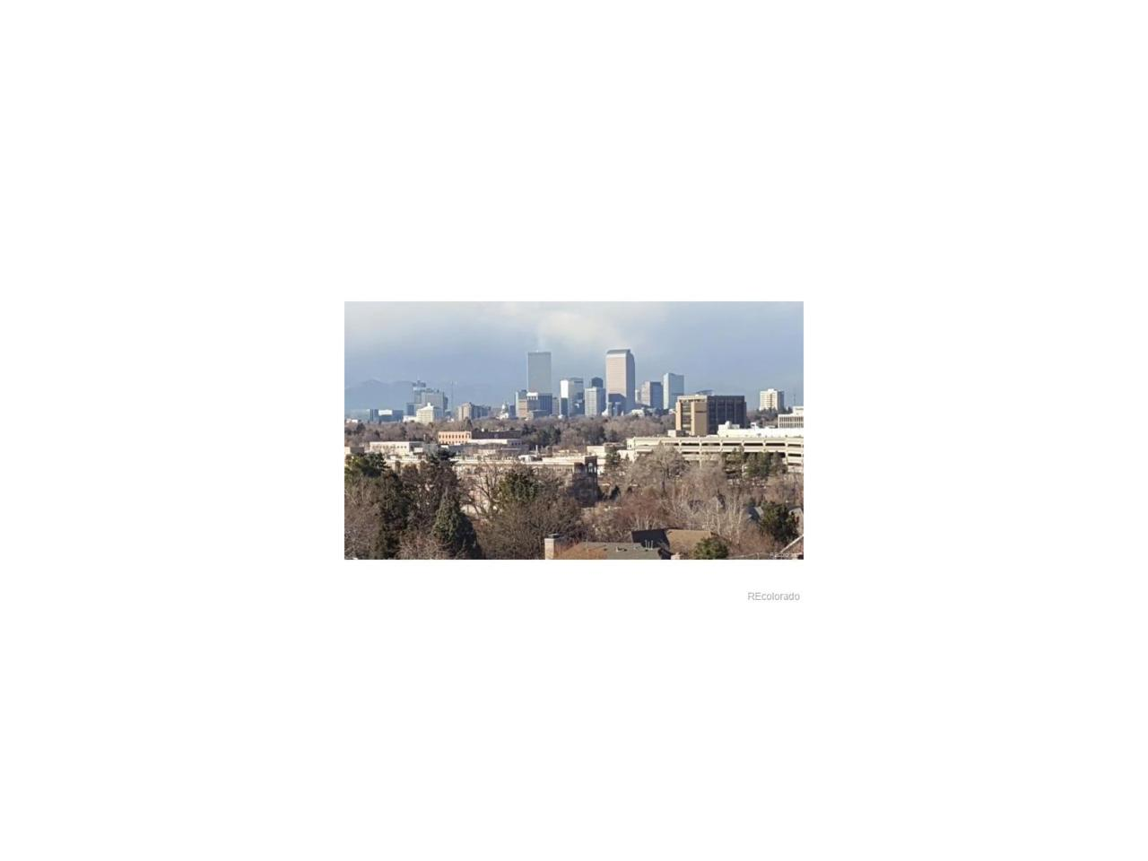 3131 E Alameda Avenue #1601, Denver, CO 80209 (#2968167) :: The Peak Properties Group