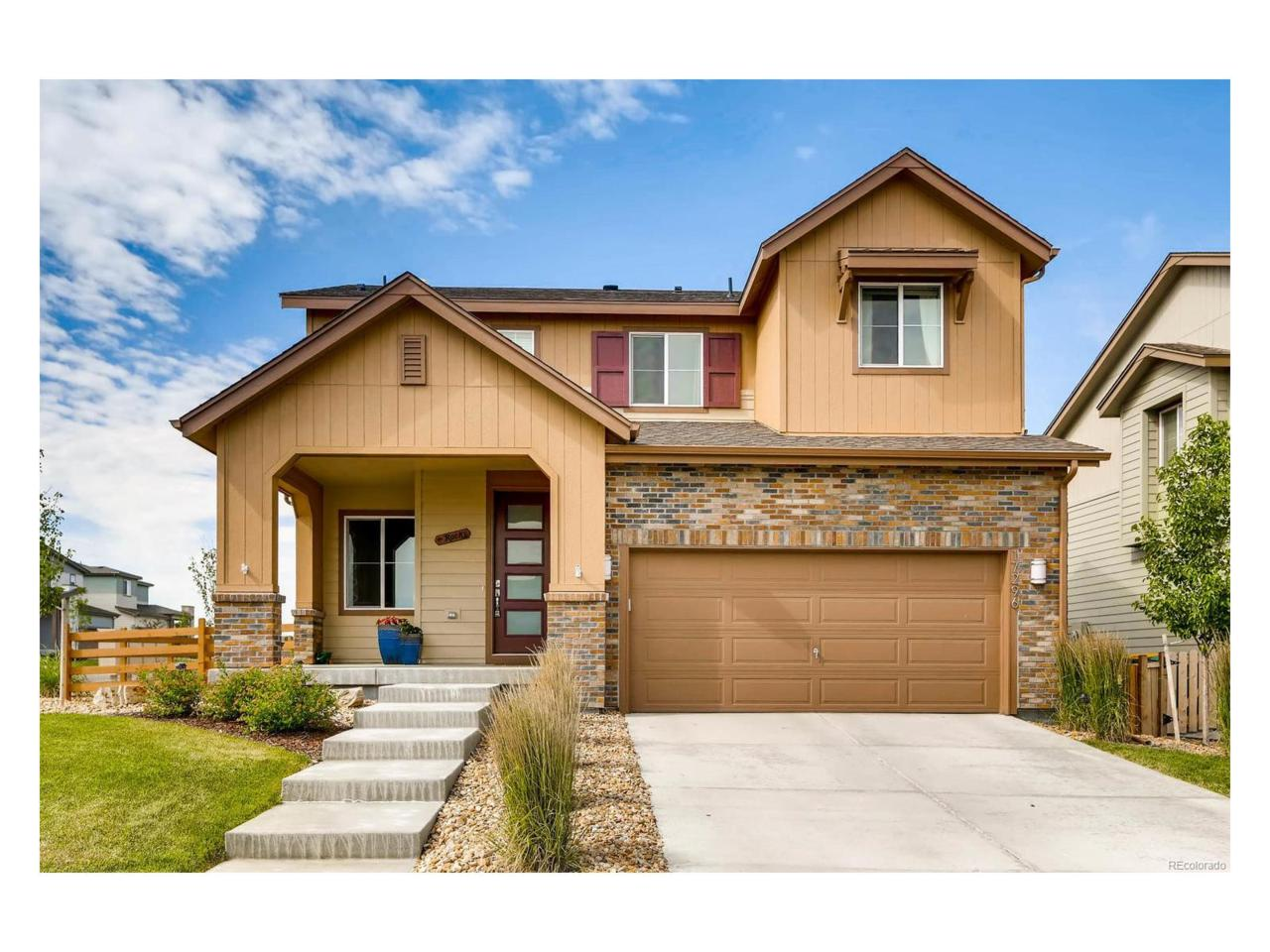 17296 E 108th Place, Commerce City, CO 80022 (MLS #2969911) :: 8z Real Estate