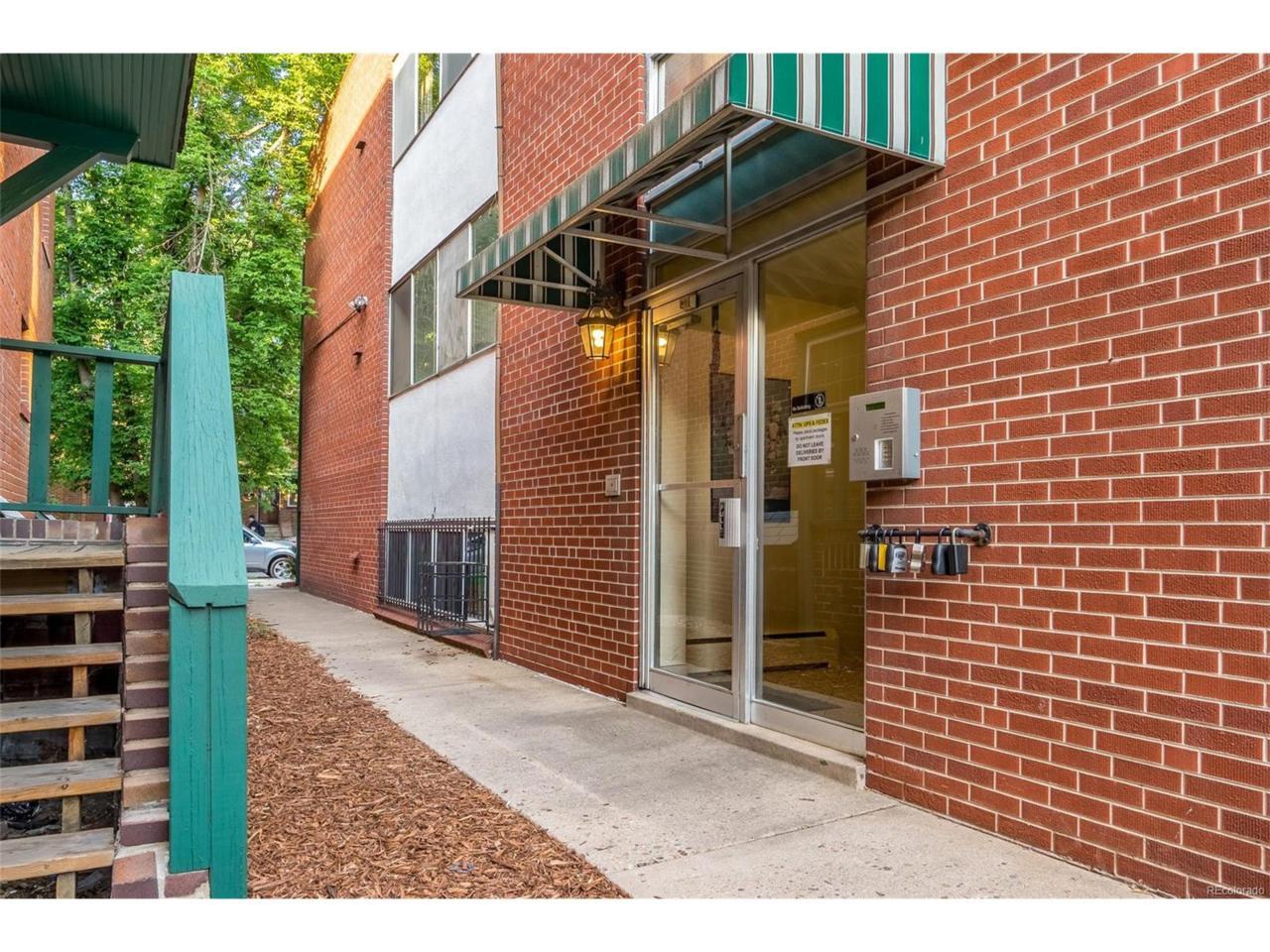 985 N Corona Street #301, Denver, CO 80218 (MLS #2971795) :: 8z Real Estate