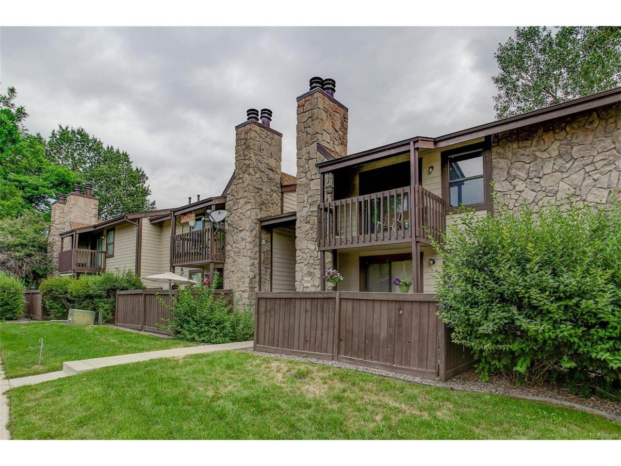 7770 W 87th Drive O, Arvada, CO 80005 (MLS #2975529) :: 8z Real Estate