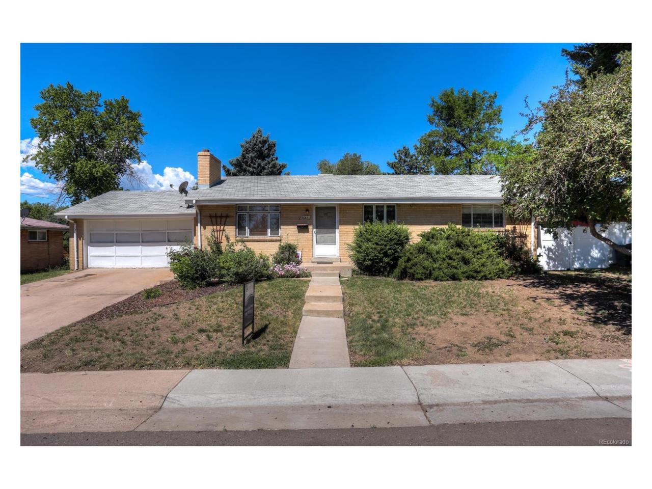 6683 S Grant Street, Centennial, CO 80121 (MLS #3004034) :: 8z Real Estate