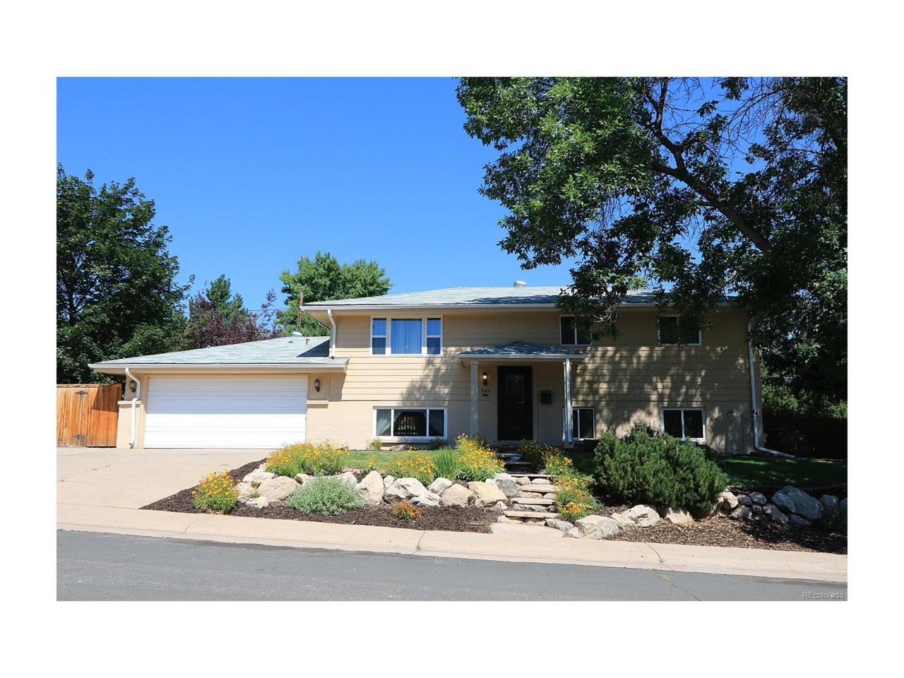 5105 S Osceola Street, Littleton, CO 80123 (MLS #3042026) :: 8z Real Estate