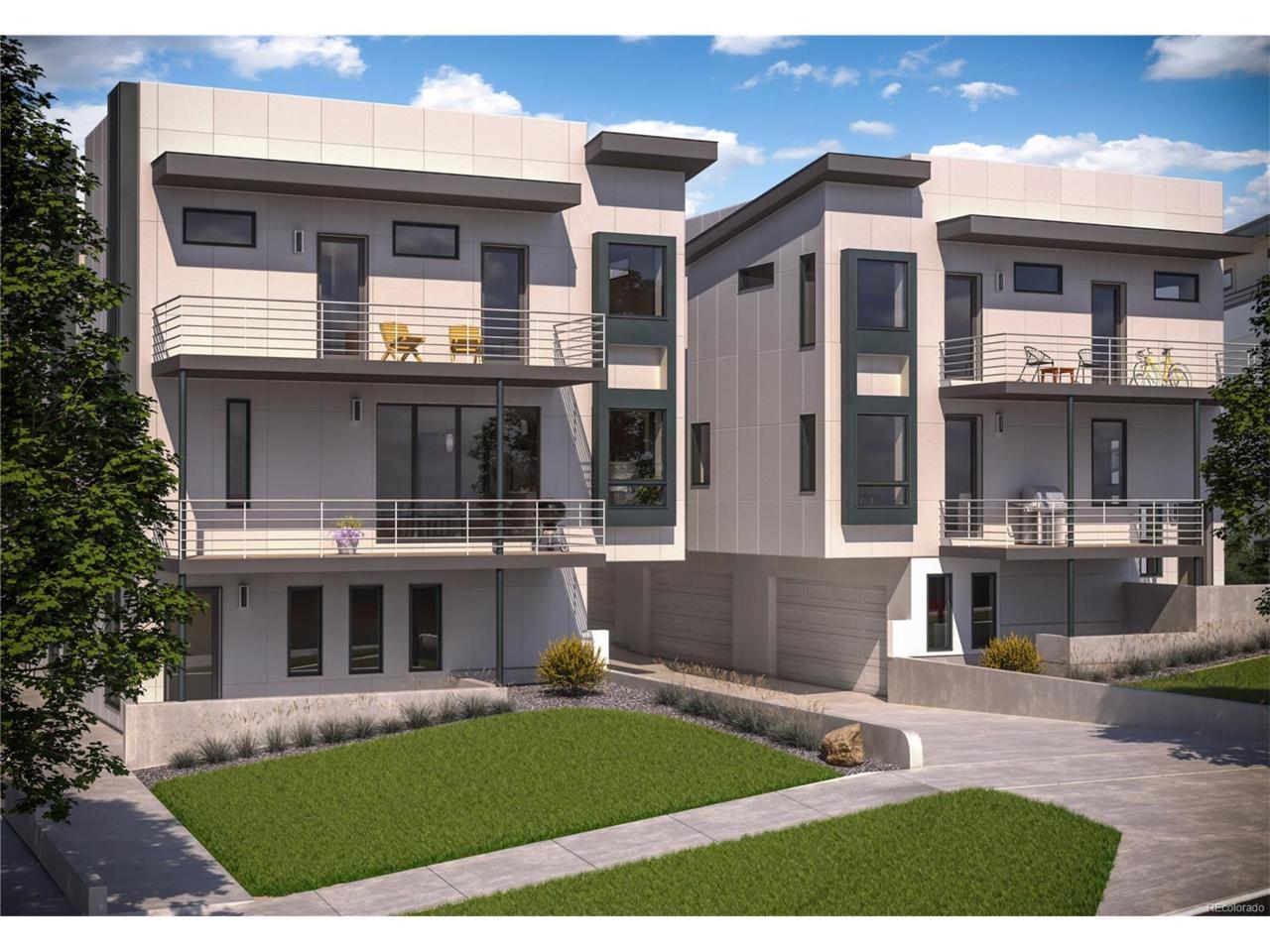1823 Irving Street #100, Denver, CO 80204 (#3043356) :: The Peak Properties Group