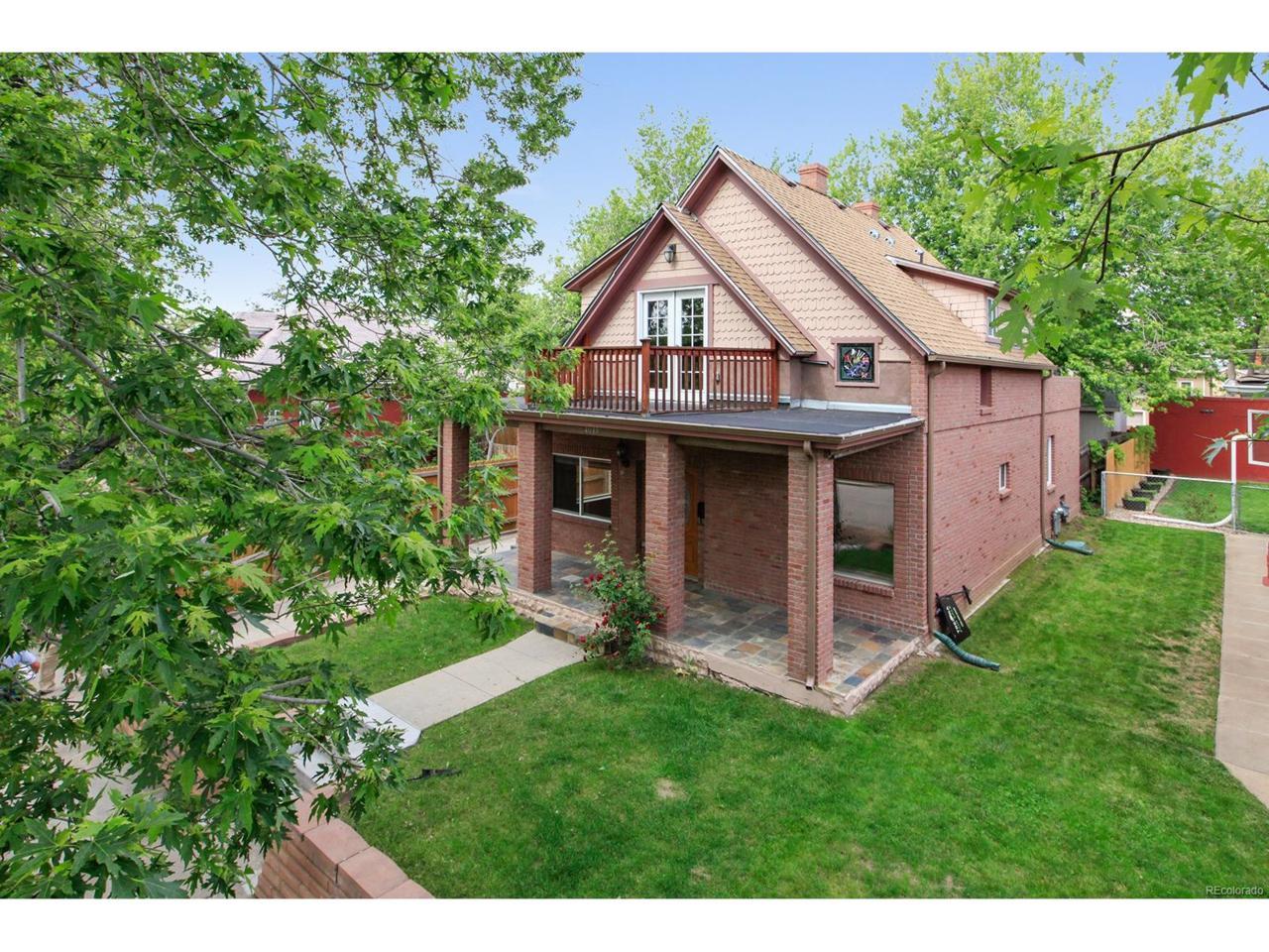 4039 Wyandot Street, Denver, CO 80211 (MLS #3052196) :: 8z Real Estate