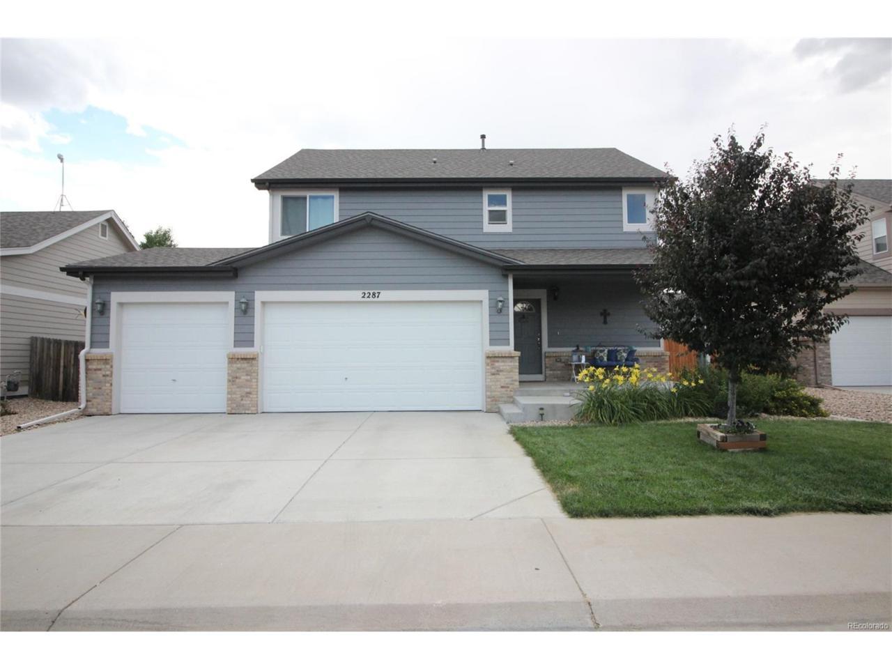 2287 Basil Street, Strasburg, CO 80136 (MLS #3062947) :: 8z Real Estate