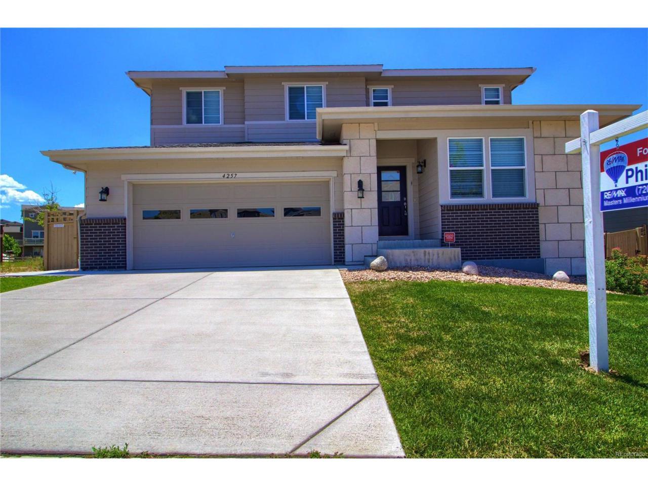 4257 Burnham Trail, Castle Rock, CO 80104 (MLS #3074886) :: 8z Real Estate