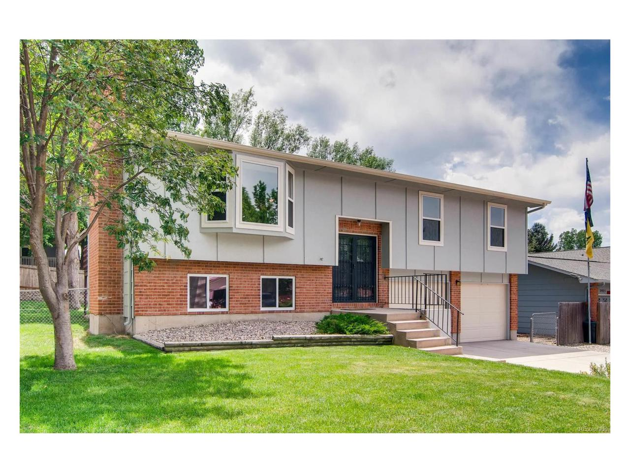 2935 Purgatory Drive, Colorado Springs, CO 80918 (MLS #3081877) :: 8z Real Estate