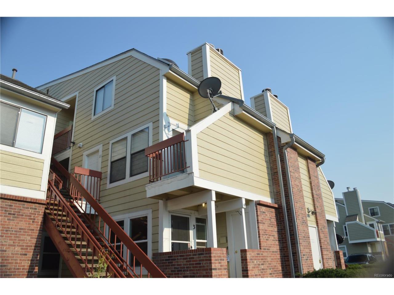942 S Dearborn Way #11, Aurora, CO 80012 (MLS #3091837) :: 8z Real Estate