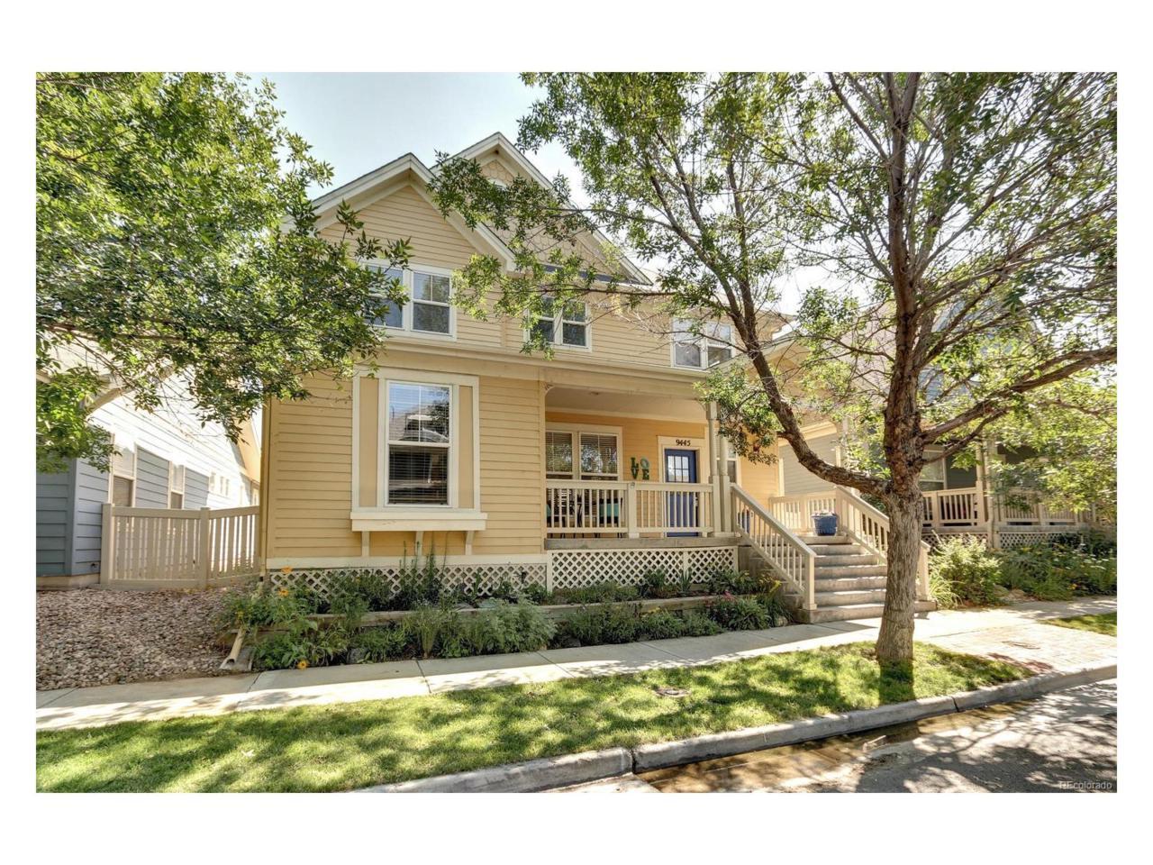 9445 E 106th Place, Henderson, CO 80640 (MLS #3095880) :: 8z Real Estate