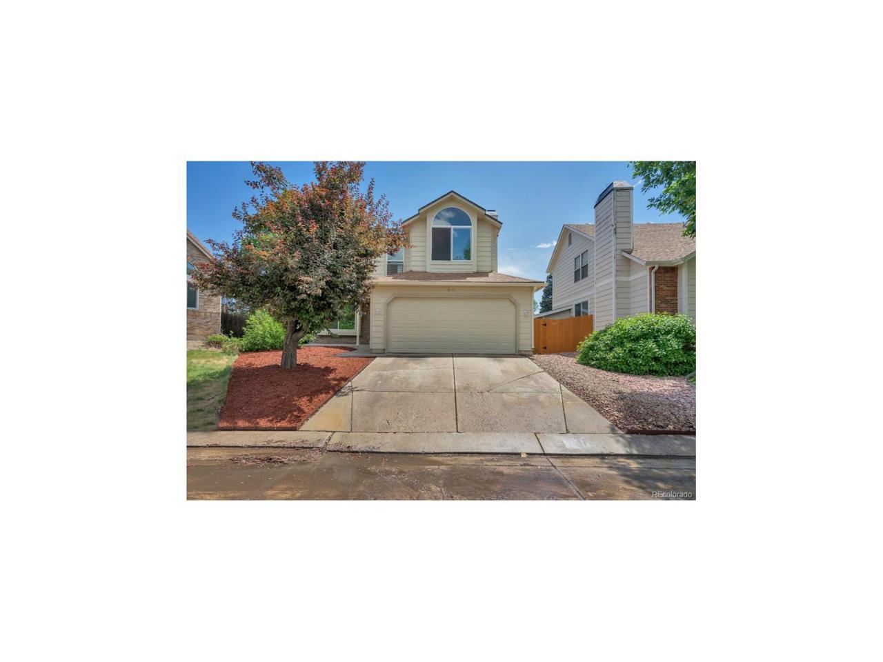 9040 W Arizona Drive, Lakewood, CO 80232 (MLS #3102050) :: 8z Real Estate