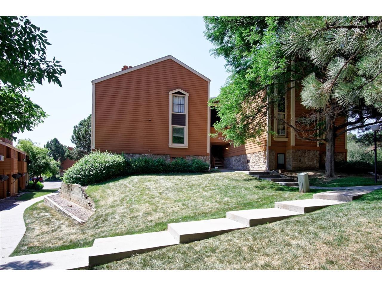 4285 S Salida Way #2, Aurora, CO 80013 (MLS #3103068) :: 8z Real Estate