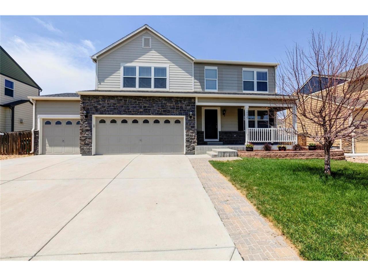 10027 Granby Street, Commerce City, CO 80022 (MLS #3120398) :: 8z Real Estate