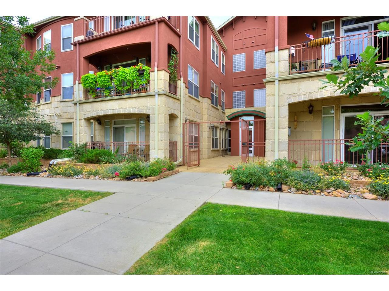 2100 N Humboldt Street #101, Denver, CO 80205 (MLS #3129403) :: 8z Real Estate