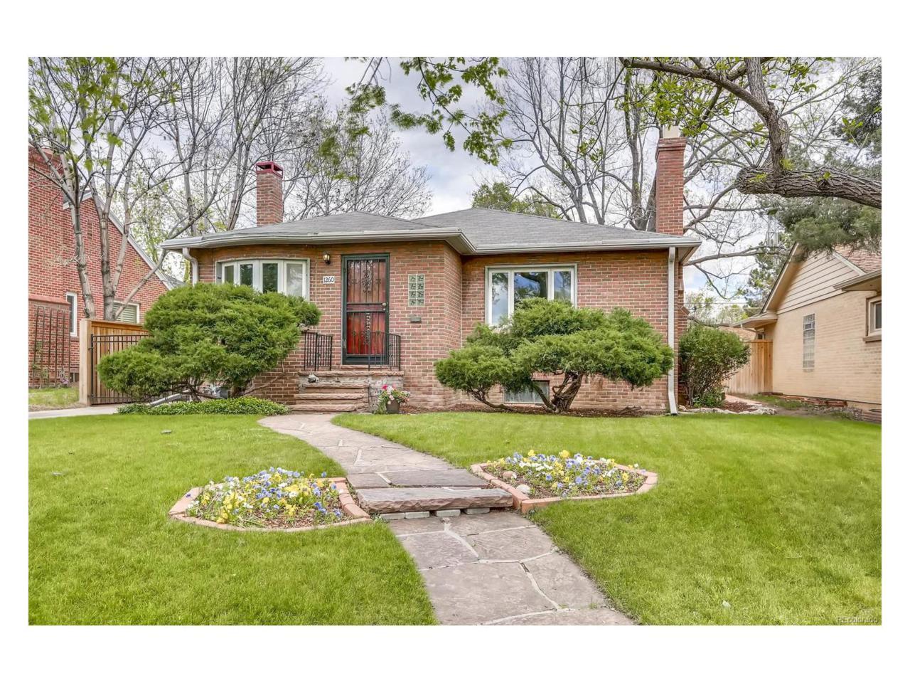 1260 Forest Street, Denver, CO 80220 (MLS #3143624) :: 8z Real Estate