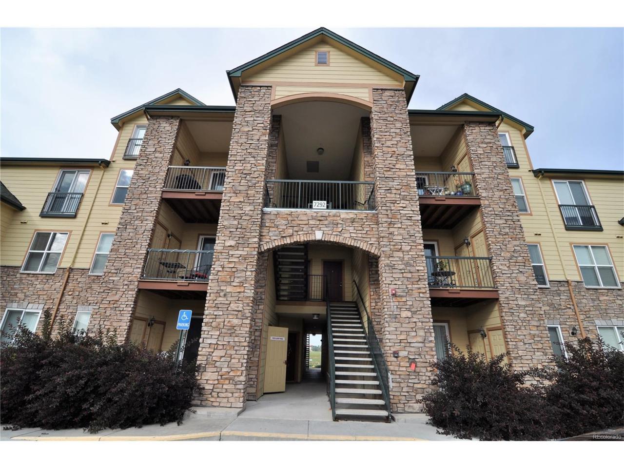 7292 S Blackhawk Street 2-304, Englewood, CO 80112 (MLS #3147258) :: 8z Real Estate