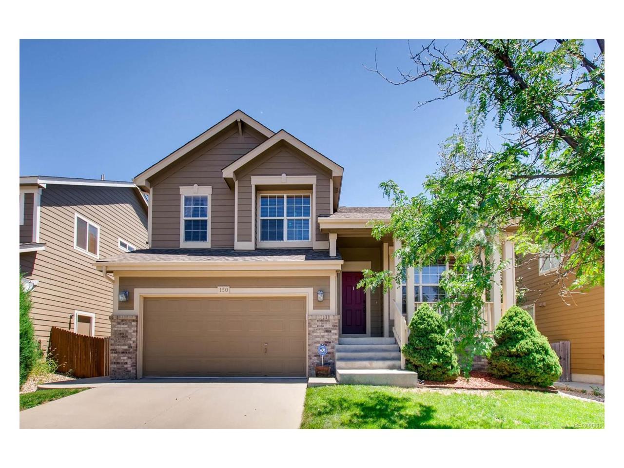 150 Terra Vista Street, Brighton, CO 80601 (MLS #3148862) :: 8z Real Estate