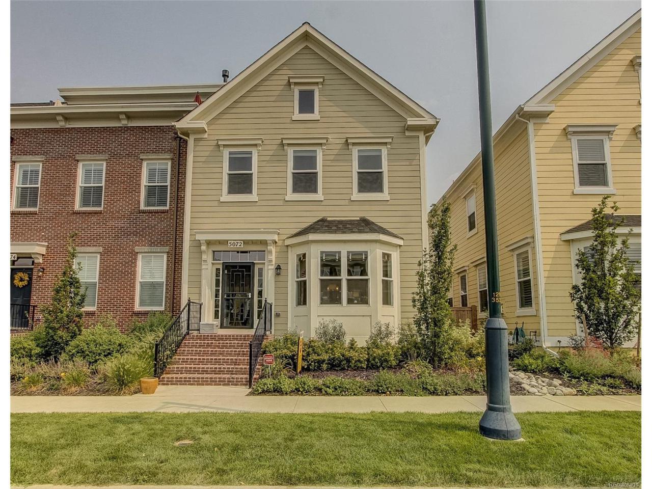 5072 Valentia Street, Denver, CO 80238 (MLS #3185658) :: 8z Real Estate