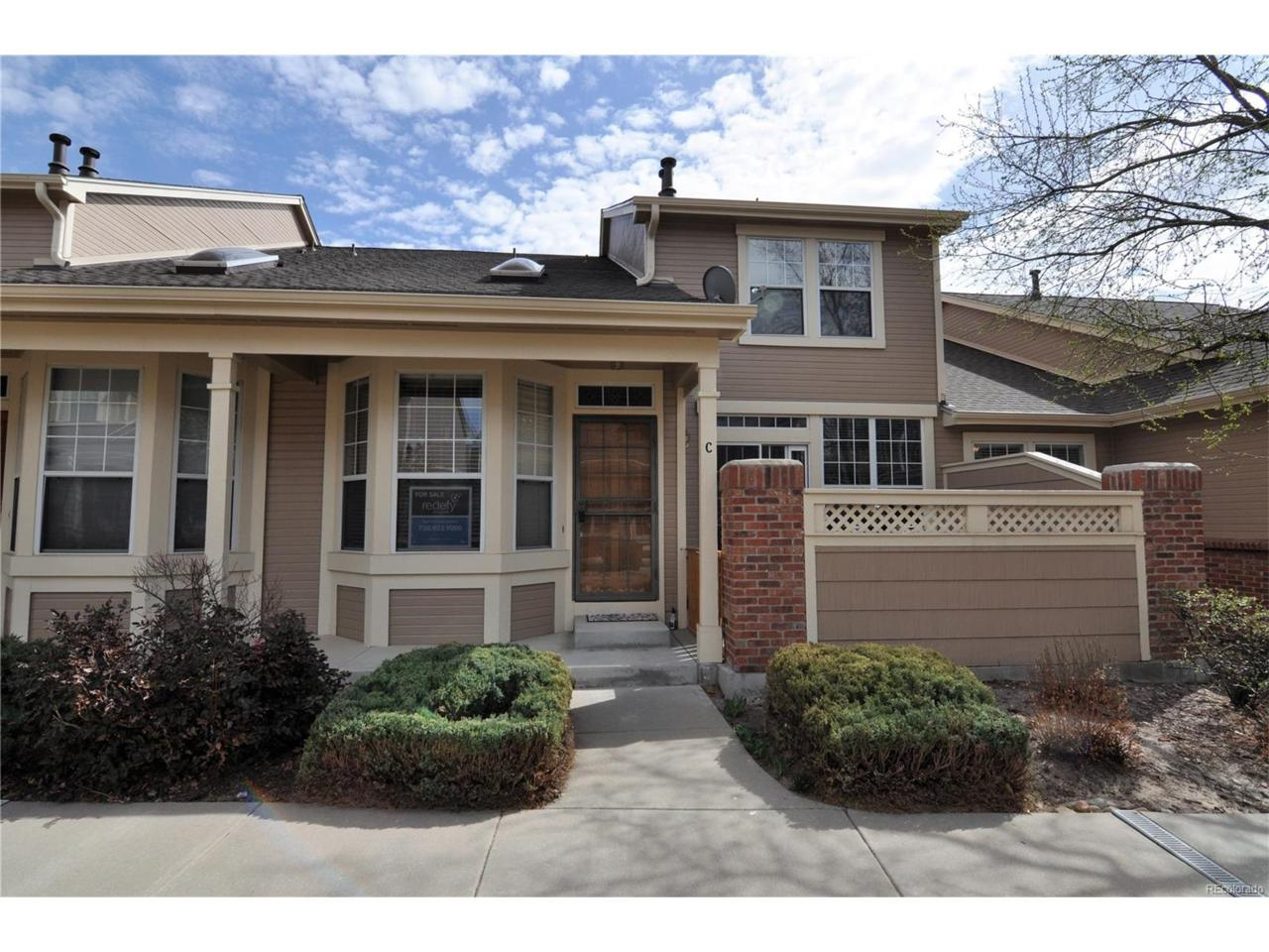 4052 S Abilene Circle C, Aurora, CO 80014 (#3185810) :: Thrive Real Estate Group