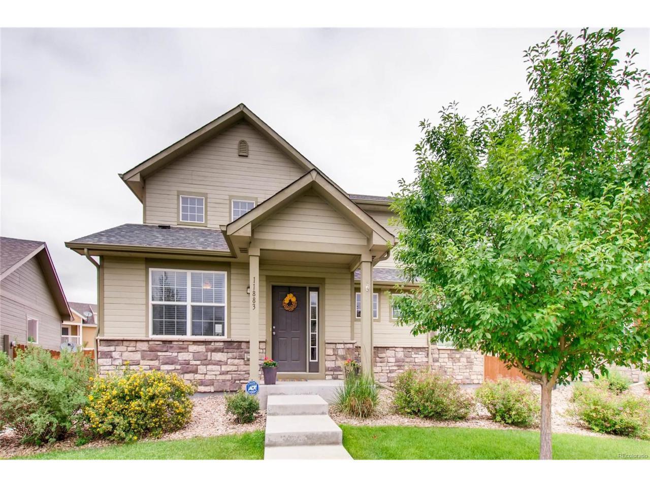 11883 E 111th Avenue, Henderson, CO 80640 (MLS #3207290) :: 8z Real Estate