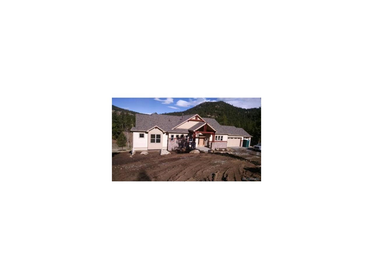 6525 Erie Run, Evergreen, CO 80439 (MLS #3214783) :: 8z Real Estate