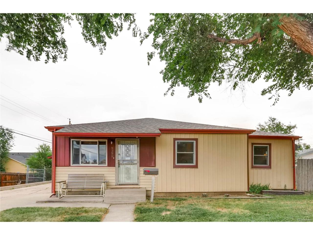 9390 Anderson Street, Thornton, CO 80229 (MLS #3215235) :: 8z Real Estate