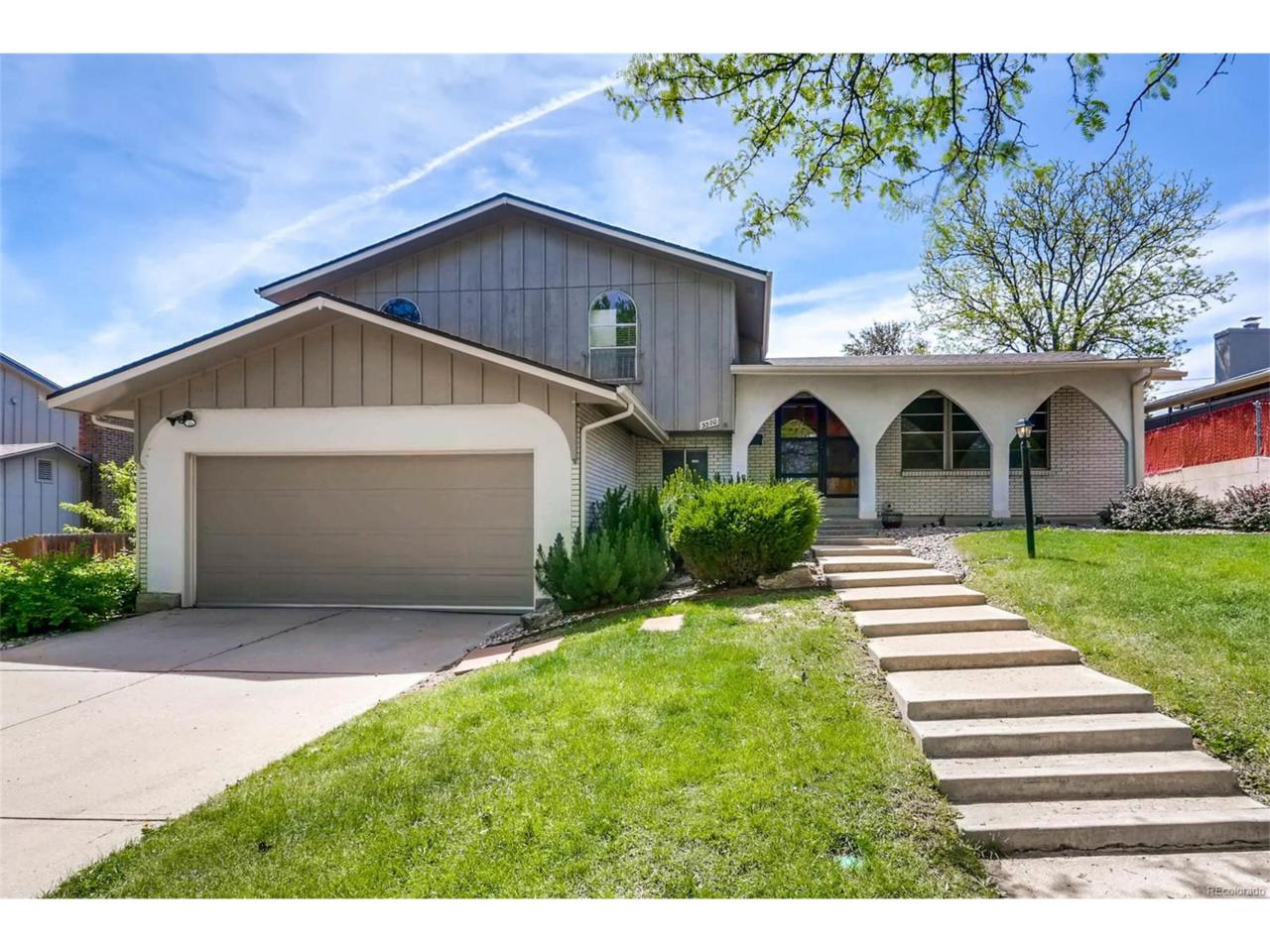 3070 S Xenia Street, Denver, CO 80231 (MLS #3221116) :: 8z Real Estate