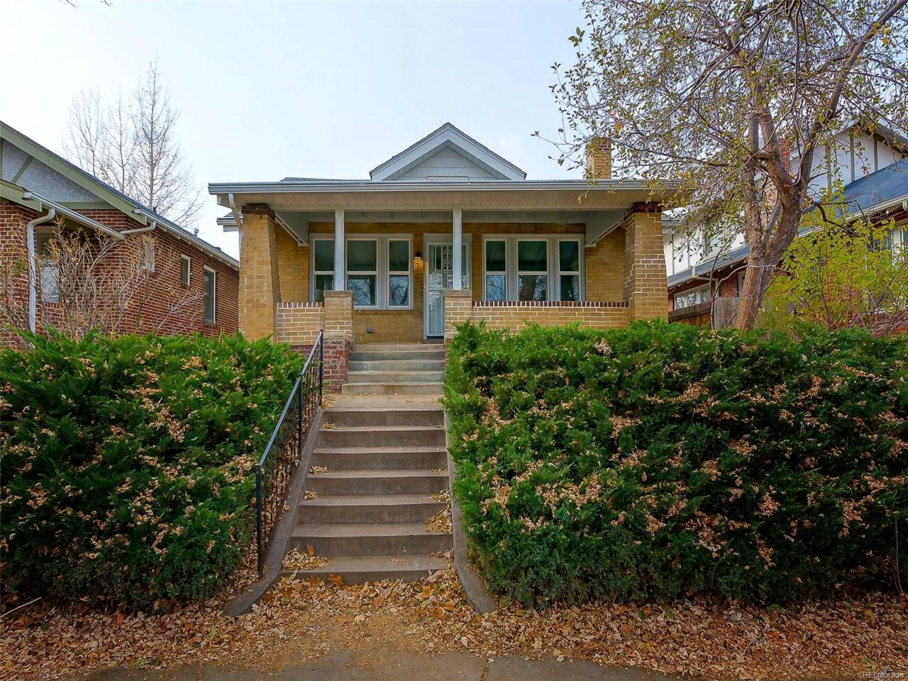 863 Cook Street, Denver, CO 80206 (#3235112) :: Thrive Real Estate Group