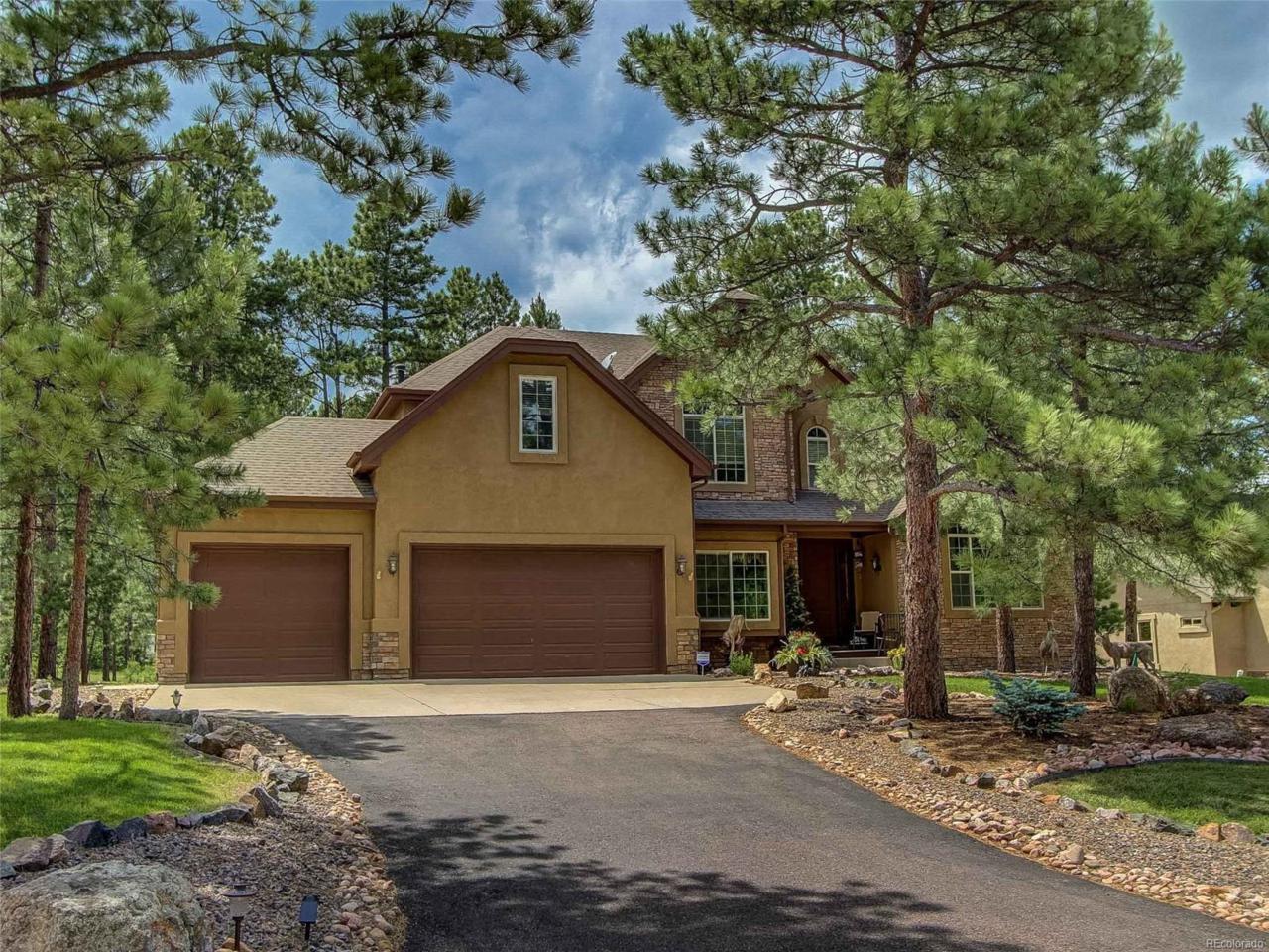 648 Independence Drive, Larkspur, CO 80118 (MLS #3236412) :: 8z Real Estate
