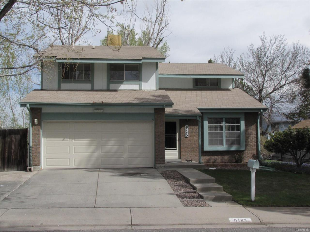 9143 W 75th Circle, Arvada, CO 80005 (MLS #3254869) :: 8z Real Estate