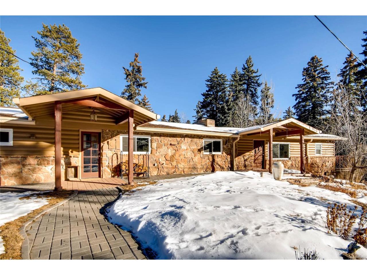 28340 Pine Trail, Conifer, CO 80433 (MLS #3271571) :: 8z Real Estate