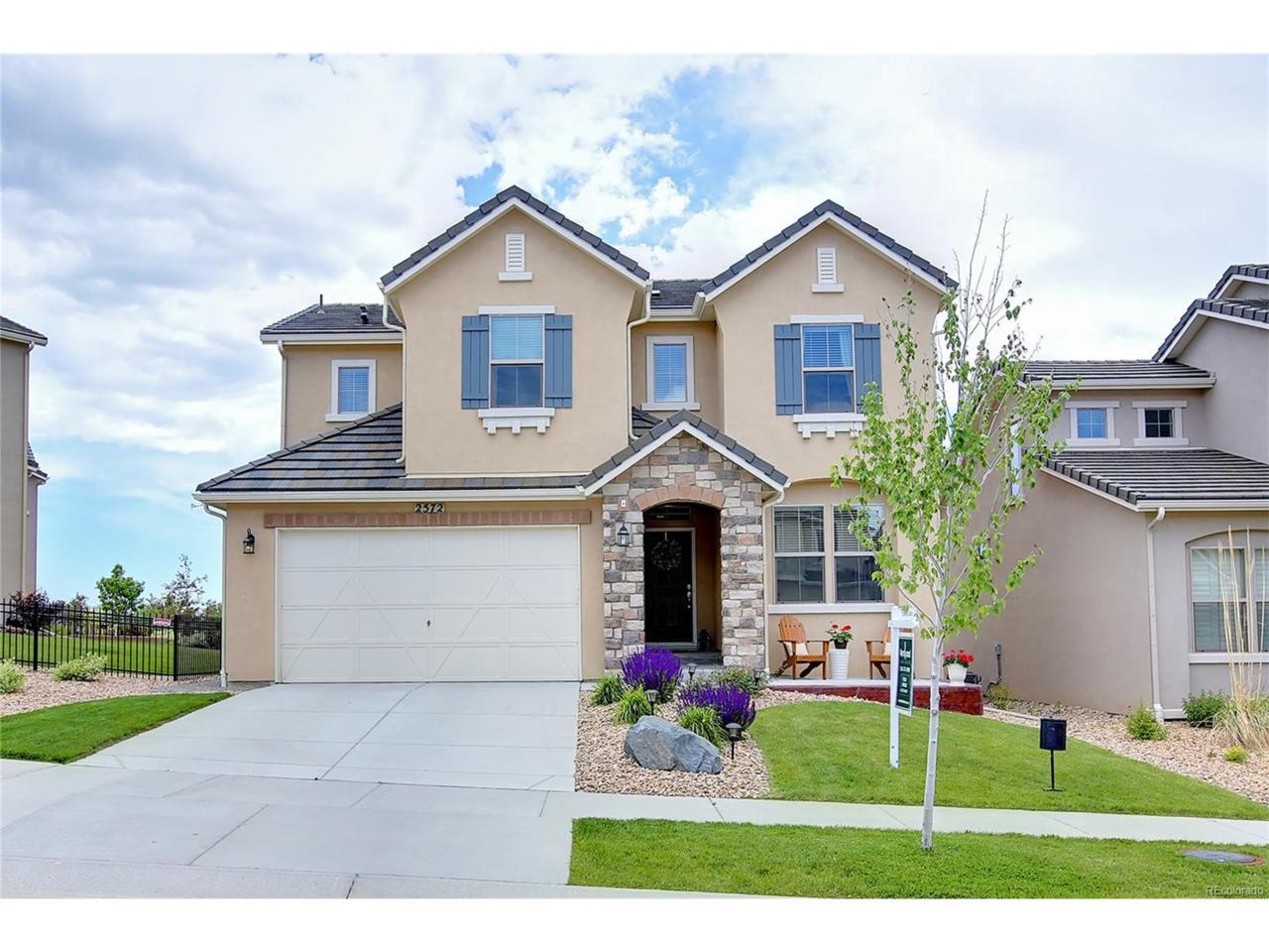 2572 S Kendrick Street, Lakewood, CO 80228 (MLS #3287744) :: 8z Real Estate