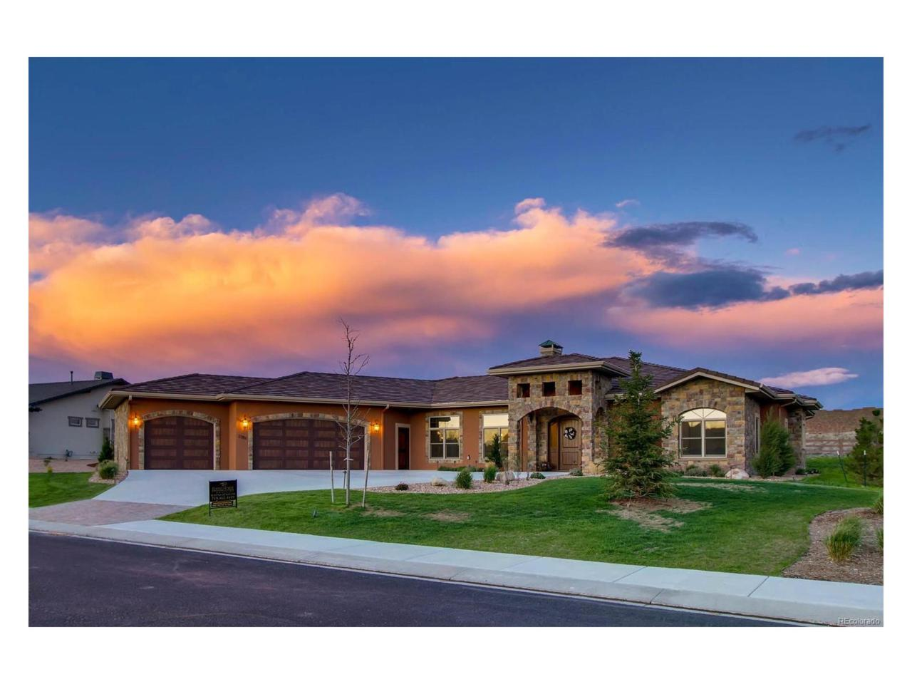 2351 Coyote Crest View, Colorado Springs, CO 80921 (MLS #3290891) :: 8z Real Estate
