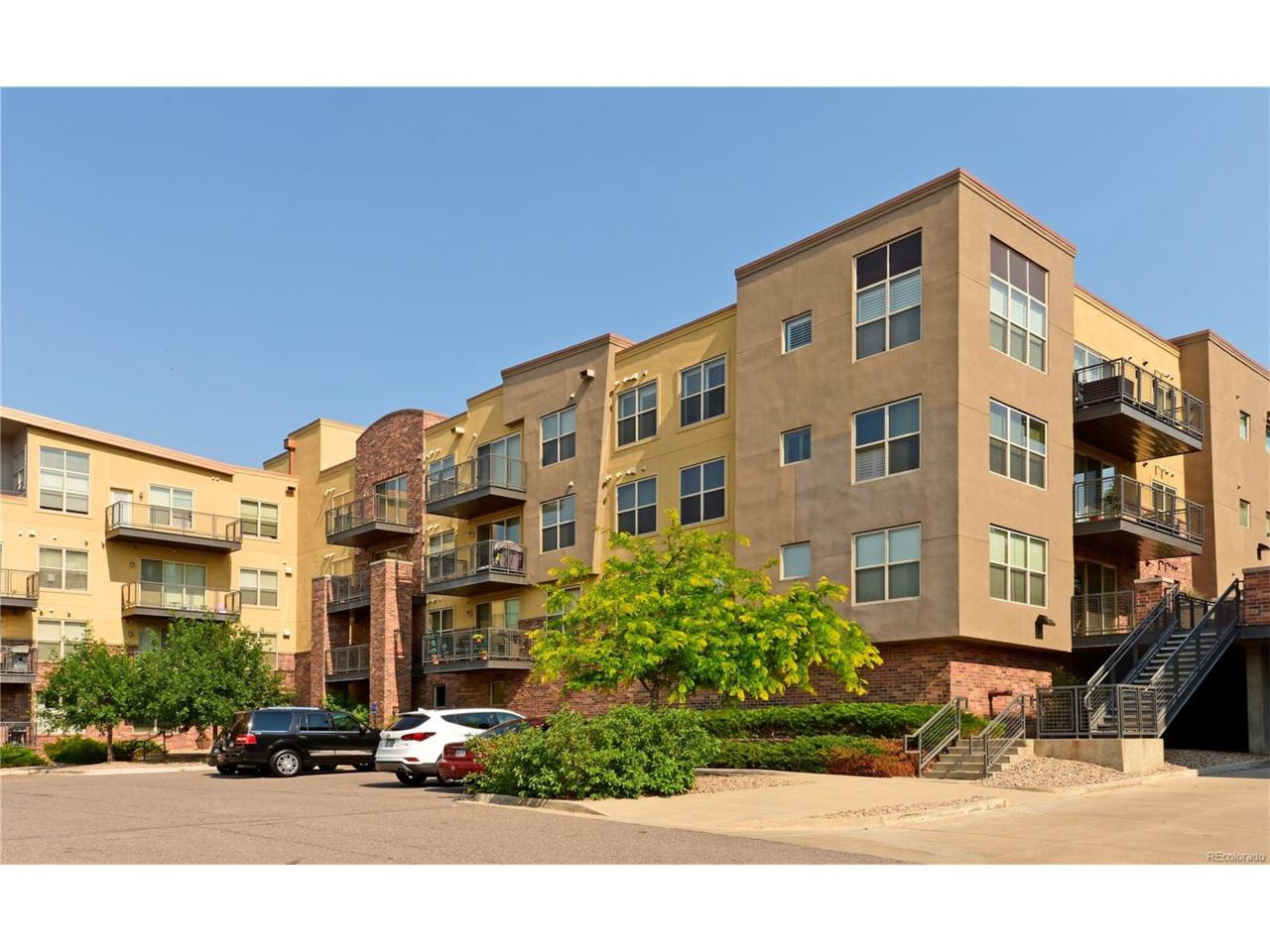 9059 E Panorama Circle B-310, Englewood, CO 80112 (MLS #3307351) :: 8z Real Estate