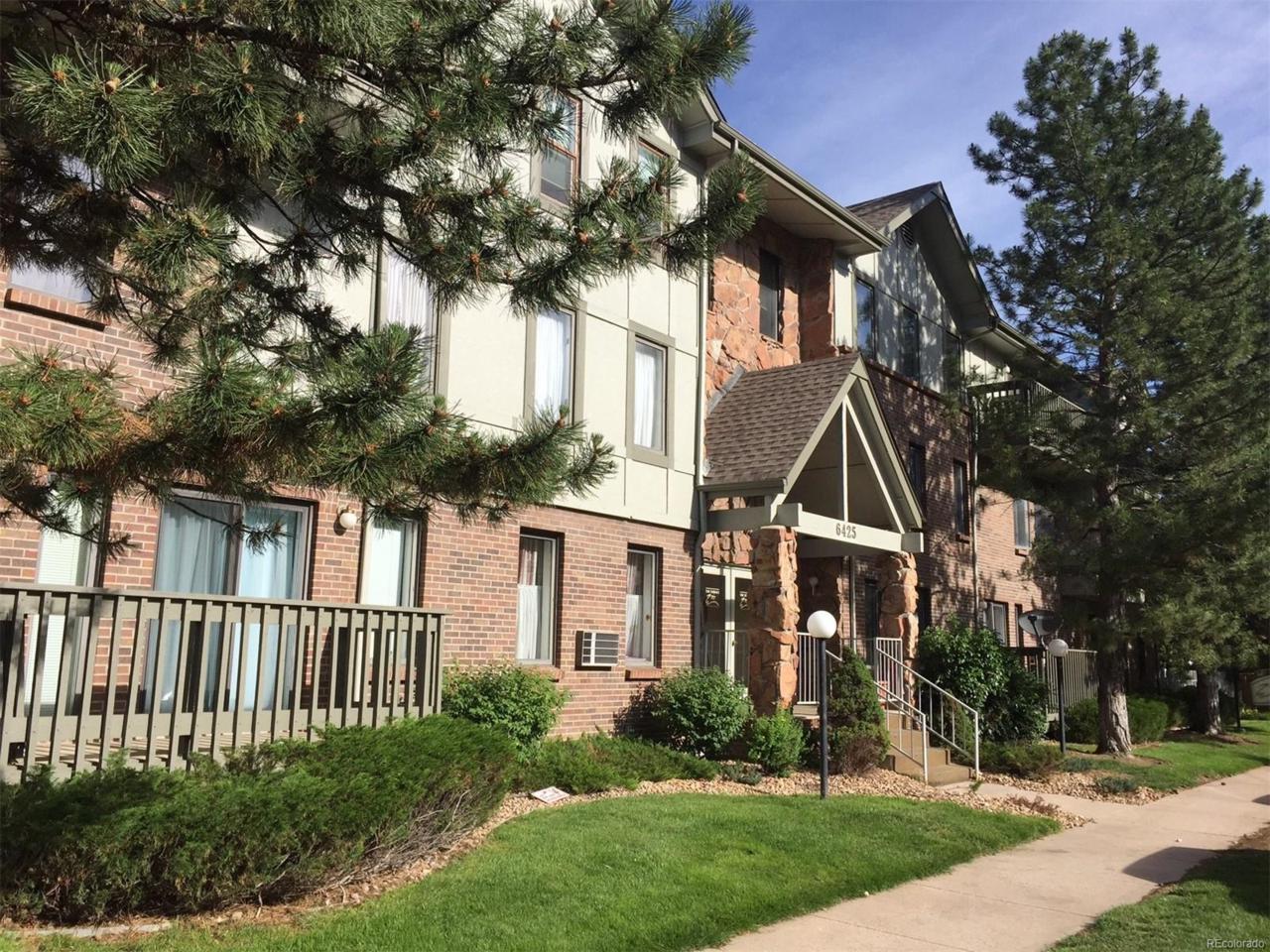 6425 S Dayton Street #104, Centennial, CO 80111 (MLS #3307501) :: 8z Real Estate