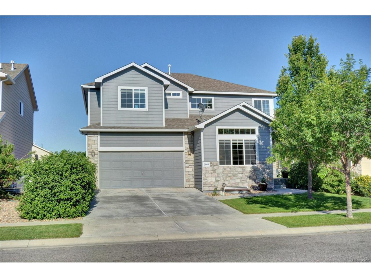 2608 Clarion Lane, Fort Collins, CO 80524 (MLS #3320325) :: 8z Real Estate