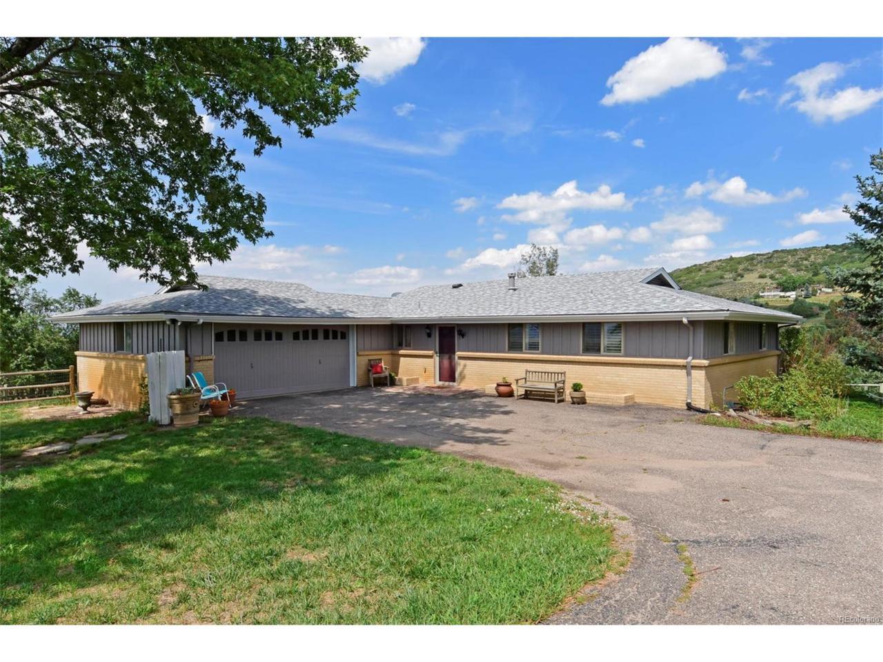 747 N Faver Drive, Castle Rock, CO 80109 (MLS #3322486) :: 8z Real Estate