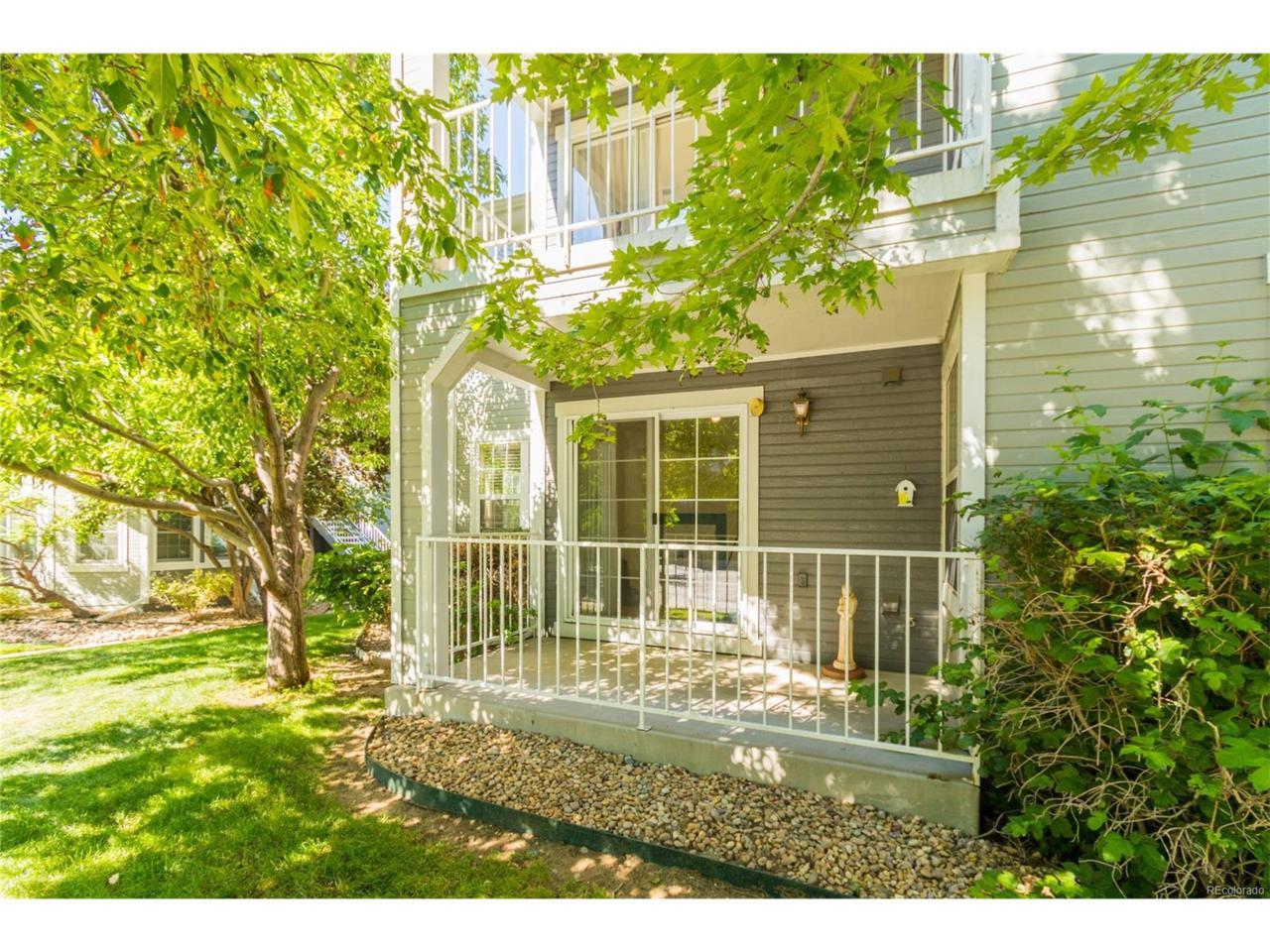 6755 S Ivy Street A8, Centennial, CO 80112 (MLS #3345430) :: 8z Real Estate