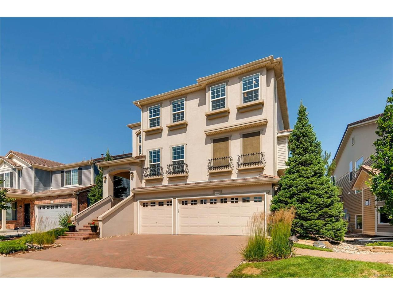 4913 Cathay Court, Denver, CO 80249 (MLS #3345626) :: 8z Real Estate