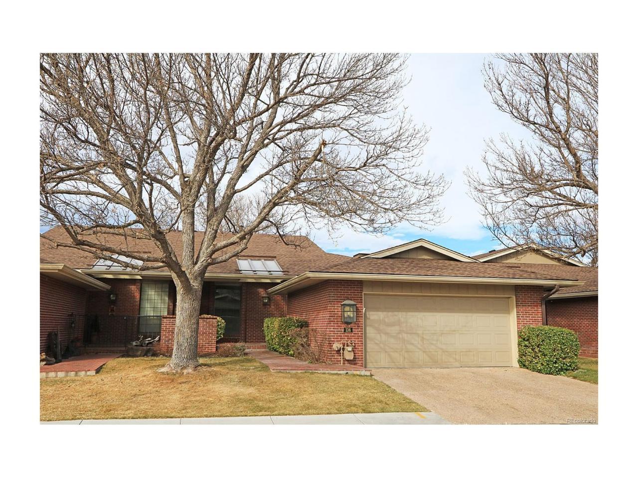 2800 S University Boulevard #136, Denver, CO 80210 (MLS #3361340) :: 8z Real Estate