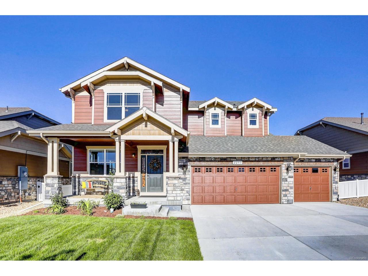 2293 Winding Drive, Longmont, CO 80504 (MLS #3369390) :: 8z Real Estate