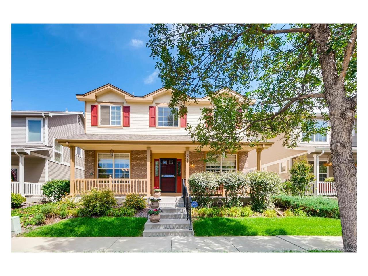 8031 E Bayaud Avenue, Denver, CO 80230 (MLS #3390080) :: 8z Real Estate