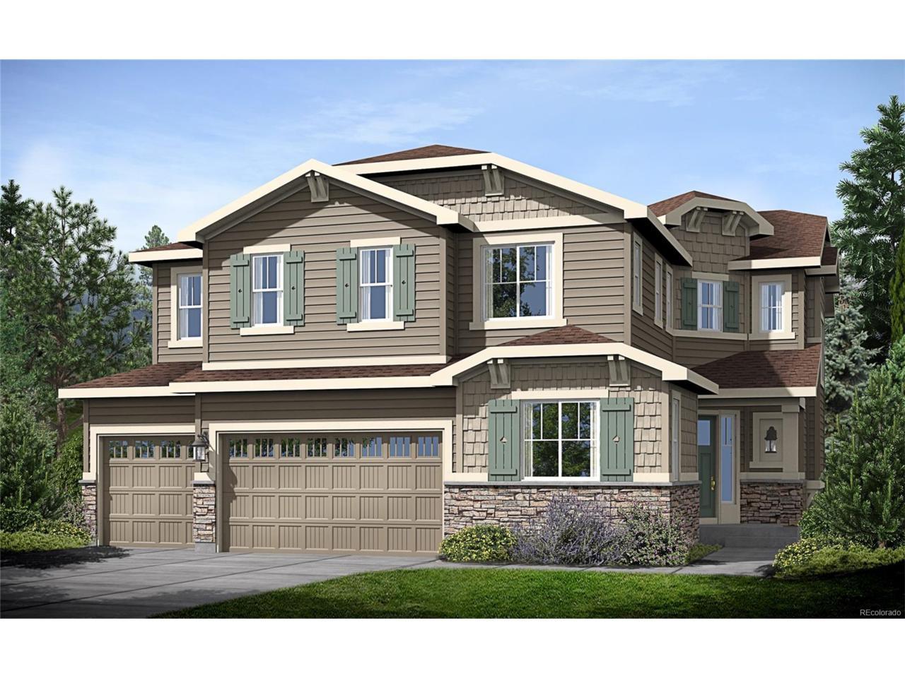 11843 Crofton Drive, Parker, CO 80134 (MLS #3398671) :: 8z Real Estate