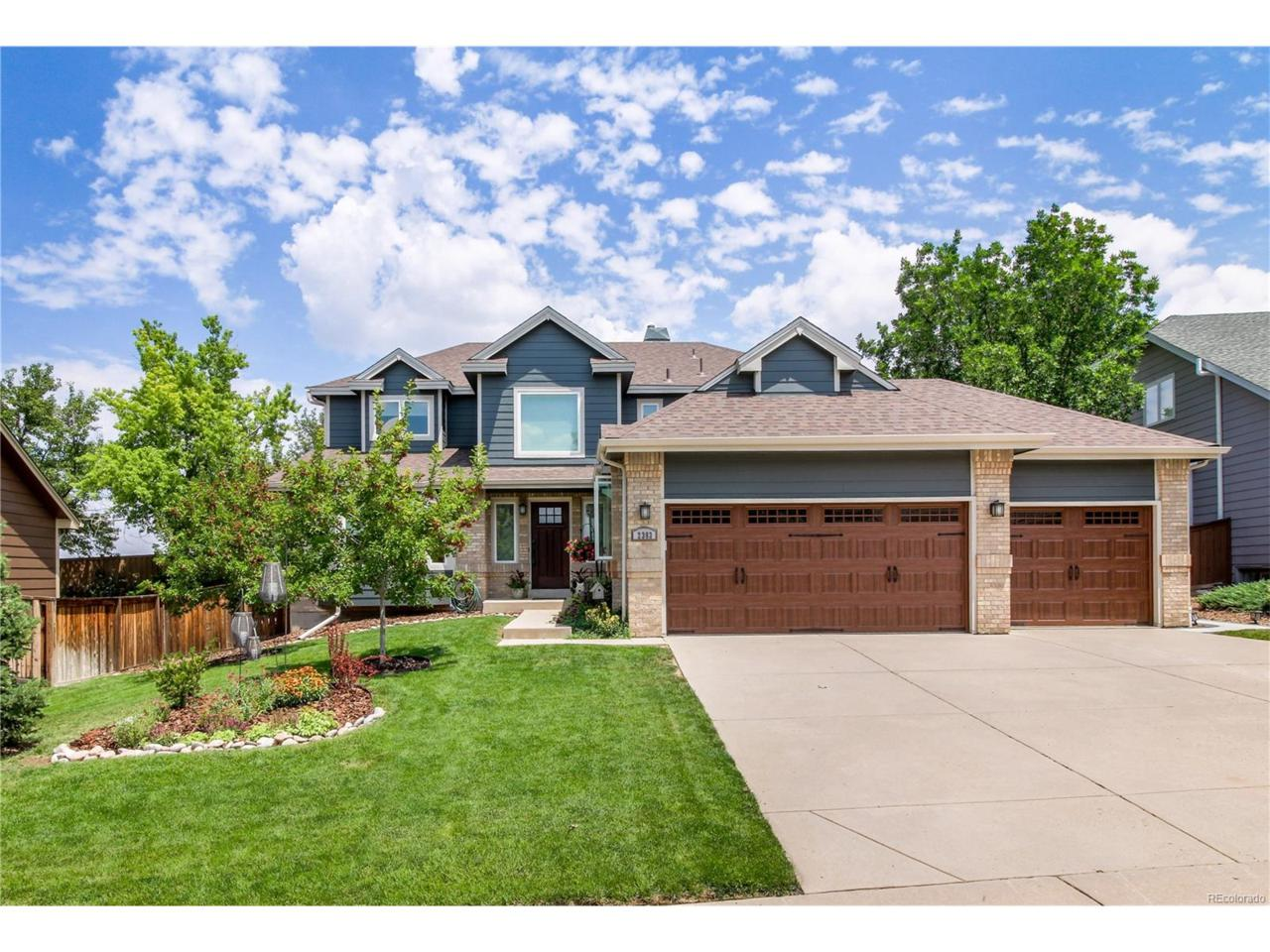 2383 Wigan Court, Highlands Ranch, CO 80126 (MLS #3401370) :: 8z Real Estate