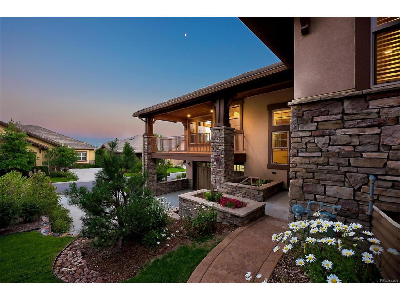 4313 Chateau Ridge Road, Castle Rock, CO 80108 (MLS #3409726) :: 8z Real Estate