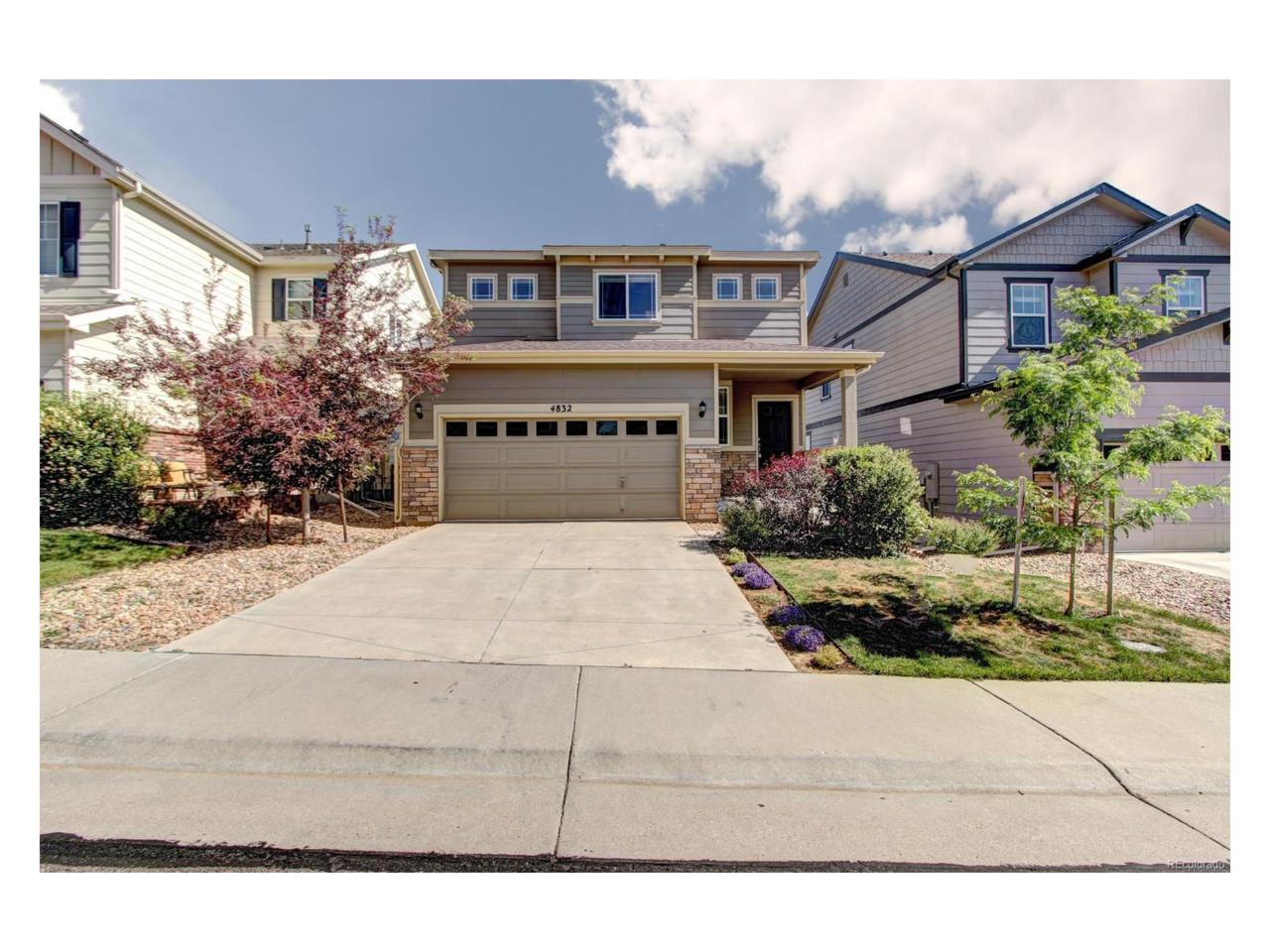 4832 S Picadilly Court, Aurora, CO 80015 (MLS #3418017) :: 8z Real Estate