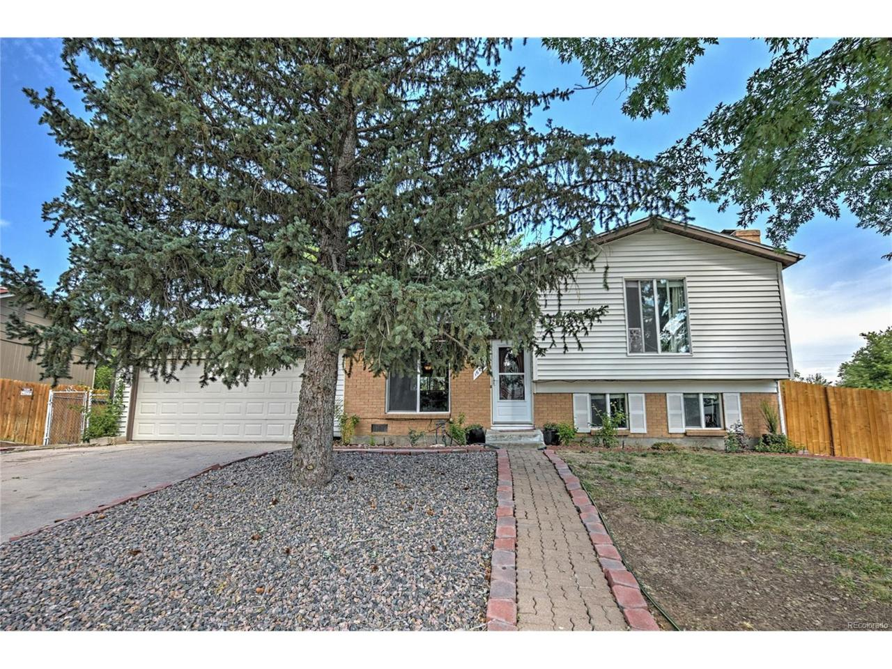 16489 E Evans Avenue, Aurora, CO 80013 (MLS #3444337) :: 8z Real Estate