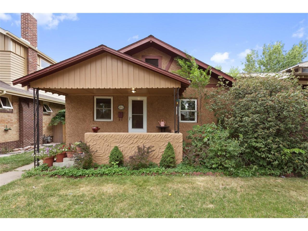 3192 W 40th Avenue, Denver, CO 80211 (MLS #3445485) :: 8z Real Estate
