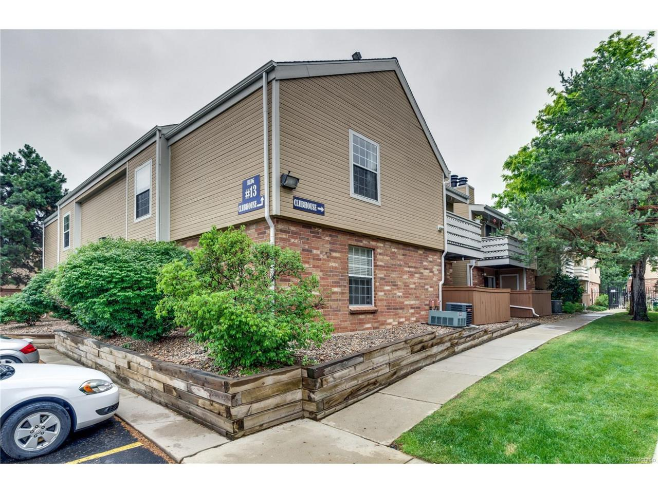 3334 S Ammons Street #204, Lakewood, CO 80227 (MLS #3450830) :: 8z Real Estate